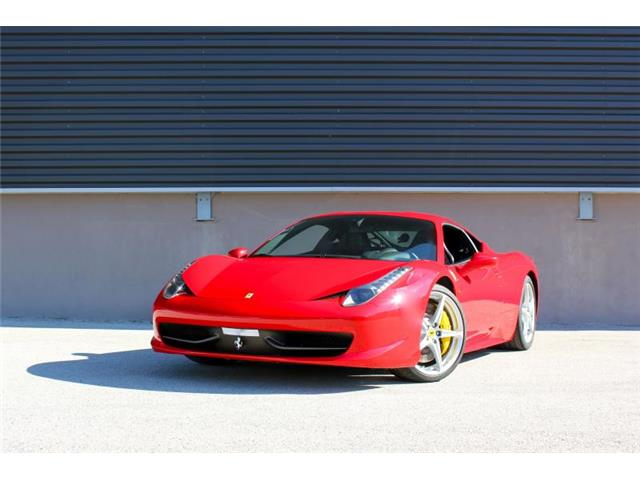 ferrari 458 italia italia 458 occasion signes. Black Bedroom Furniture Sets. Home Design Ideas