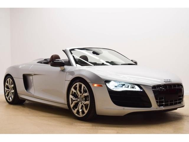 audi r8 spyder v10 5 2 fsi 525 quattro r tronic occasion la grande motte. Black Bedroom Furniture Sets. Home Design Ideas