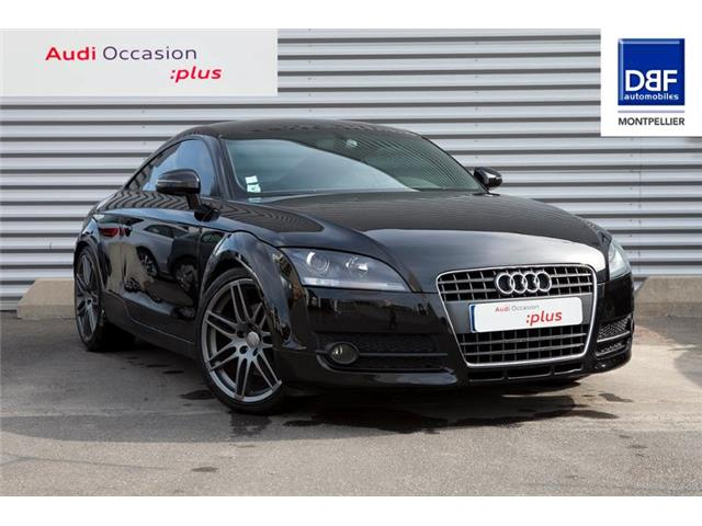 audi tt 2 0 tfsi s line s tronic occasion montpellier. Black Bedroom Furniture Sets. Home Design Ideas