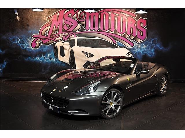 ferrari california v8 4 3 460ch occasion cannes. Black Bedroom Furniture Sets. Home Design Ideas