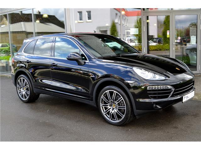 porsche cayenne 3 0 d v6 tiptronic s sport leder navi xenon occasion metz. Black Bedroom Furniture Sets. Home Design Ideas