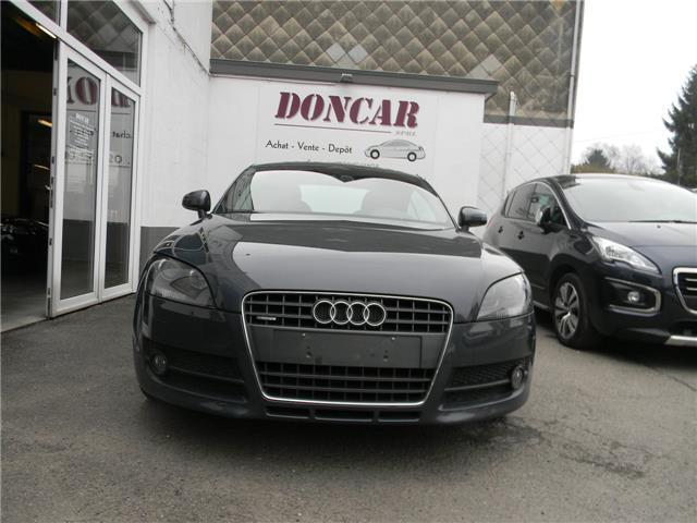 audi tt 2 0 tdi quattro dpf occasion lasne waterloo bruxelles brussel. Black Bedroom Furniture Sets. Home Design Ideas