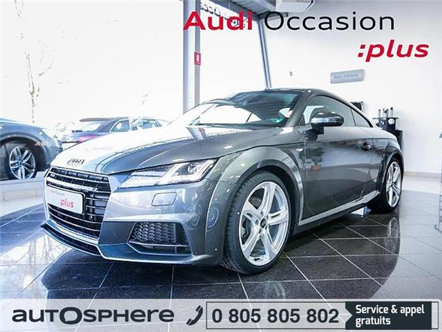audi tt 2 0 tfsi 230 s line quattro s tronic 6 occasion montigny le bretonneux. Black Bedroom Furniture Sets. Home Design Ideas