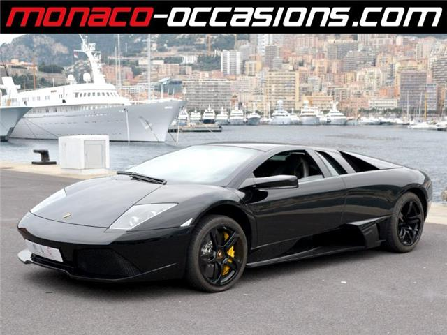 lamborghini murci lago lp 640 occasion monaco. Black Bedroom Furniture Sets. Home Design Ideas