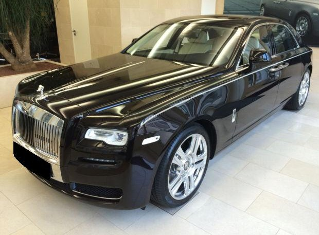 rolls royce ghost s rie ii occasion loire 42. Black Bedroom Furniture Sets. Home Design Ideas