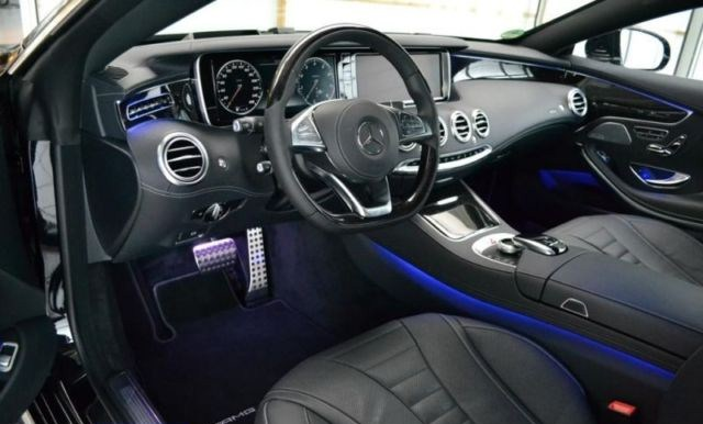 mercedes classe s coup s 500 amg 4 matic occasion loire 42. Black Bedroom Furniture Sets. Home Design Ideas