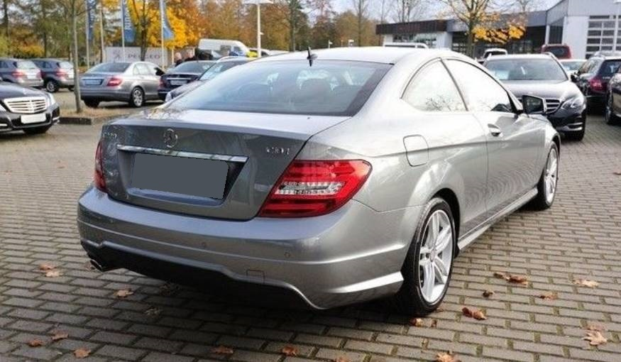 mercedes classe c 220 cdi coup pack sport amg cuir xenon. Black Bedroom Furniture Sets. Home Design Ideas