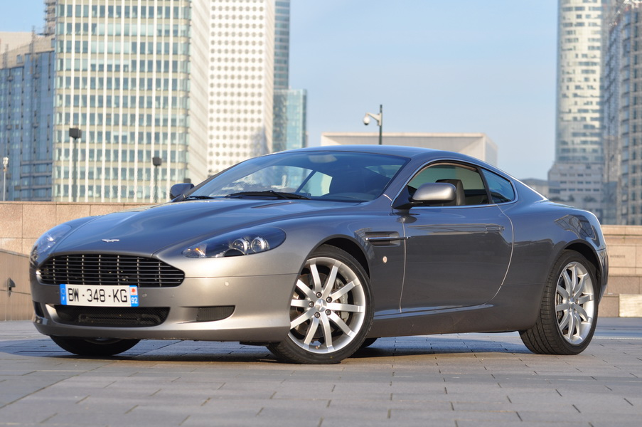 Aston Martin Db9 5 9 V12 Touchtronic  U2013 Occasion Paris  75