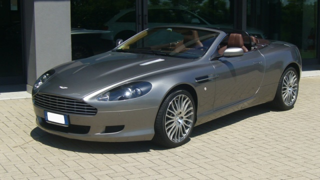 aston martin db9 volante touchtronic occasion vendee 85. Black Bedroom Furniture Sets. Home Design Ideas