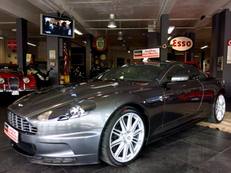 aston martin dbs coupe v12 5 9 touchtronic2 2008 occasion alpes maritimes 06. Black Bedroom Furniture Sets. Home Design Ideas
