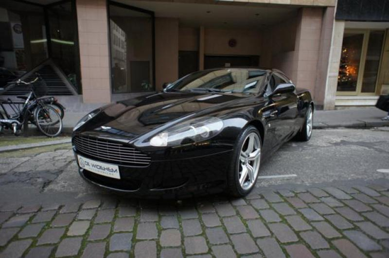 aston martin db9 coupe 5 9 v12 477 touchtronic occasion. Black Bedroom Furniture Sets. Home Design Ideas
