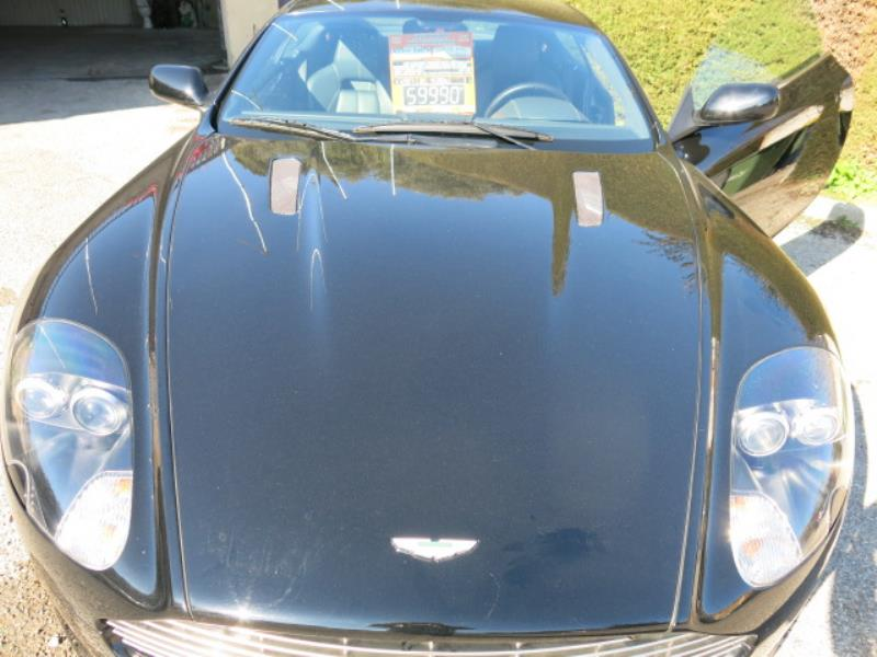 aston martin db9 coupe v12 touchtronic2 occasion l isles adam 95. Black Bedroom Furniture Sets. Home Design Ideas
