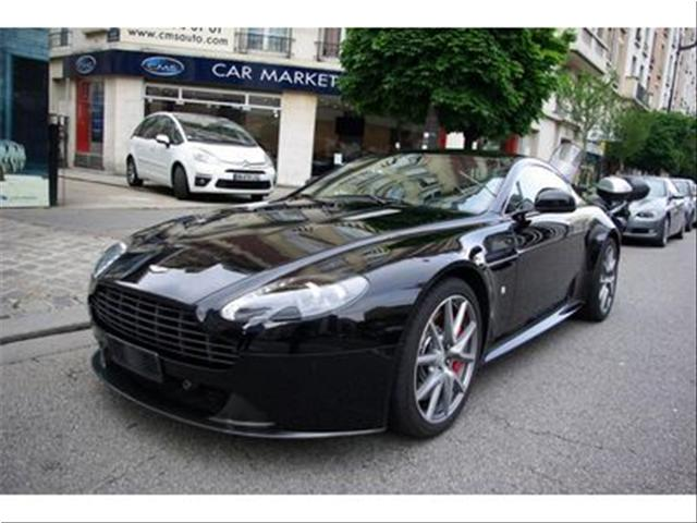 occasion aston martin v8 vantage sportshift. Black Bedroom Furniture Sets. Home Design Ideas