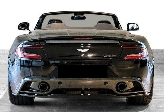 aston martin vanquish volante cabriolet touchtronic occasion loire 42. Black Bedroom Furniture Sets. Home Design Ideas