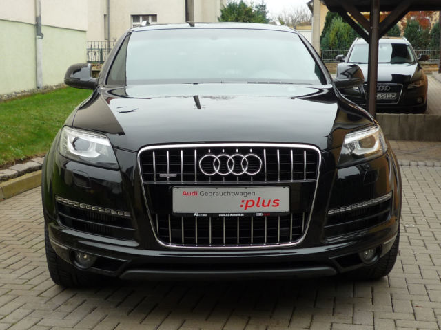 audi q7 3 0 v6 tdi pano gps cuir camera 7 places occasion vendee 85. Black Bedroom Furniture Sets. Home Design Ideas
