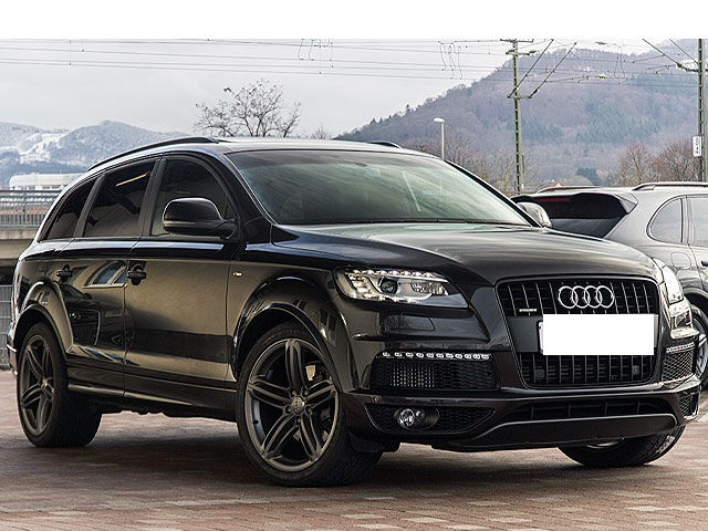 audi q7 occasion petites annonces de audi q7 vendre d 39 occasions. Black Bedroom Furniture Sets. Home Design Ideas