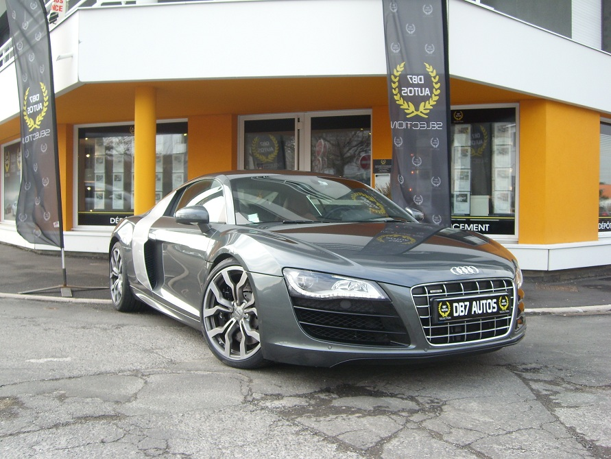 audi r8 occasion petites annonces de audi r8 vendre d 39 occasions 7. Black Bedroom Furniture Sets. Home Design Ideas