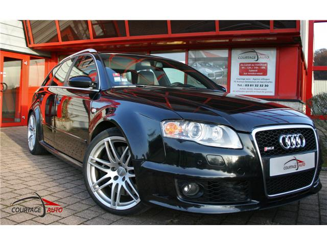 audi rs4 avant quattro occasion etupes. Black Bedroom Furniture Sets. Home Design Ideas