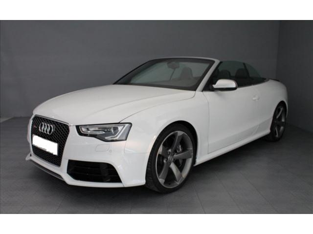 audi rs5 rs5 cabrio 4 2 fsi 450 cv occasion saint paul les dax. Black Bedroom Furniture Sets. Home Design Ideas
