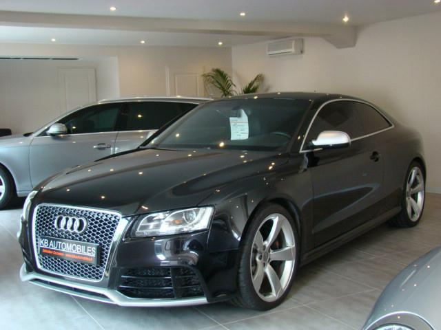 audi rs5 occasion petites annonces de audi rs5 vendre. Black Bedroom Furniture Sets. Home Design Ideas