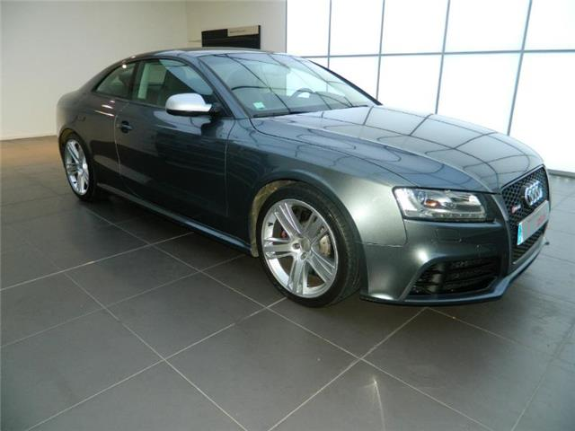 audi rs5 quattro 4 2 fsi s tronic occasion paris. Black Bedroom Furniture Sets. Home Design Ideas