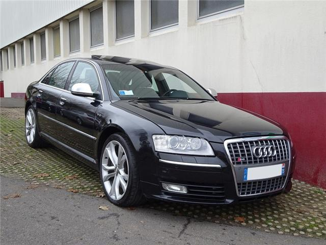 audi s8 occasion petites annonces de audi s8 vendre d 39 occasions. Black Bedroom Furniture Sets. Home Design Ideas