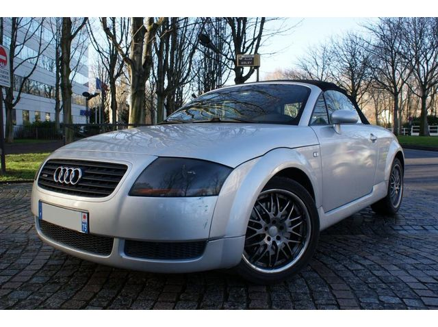 audi tt roadster 1 8 t 225 quattro occasion paris 75. Black Bedroom Furniture Sets. Home Design Ideas