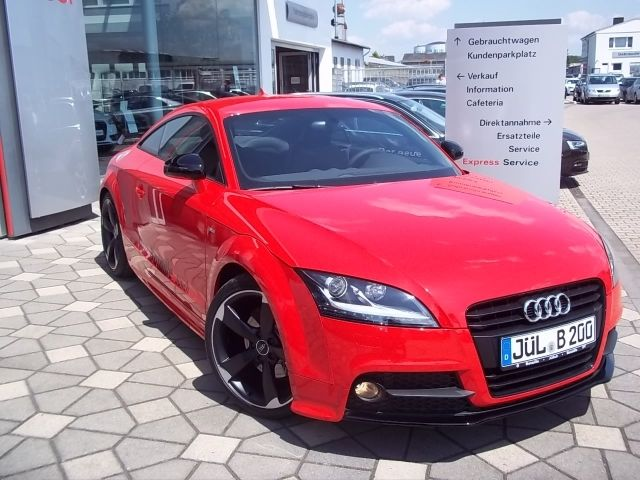 audi tt s line competition 2 0 tfsi s tronic occasion. Black Bedroom Furniture Sets. Home Design Ideas