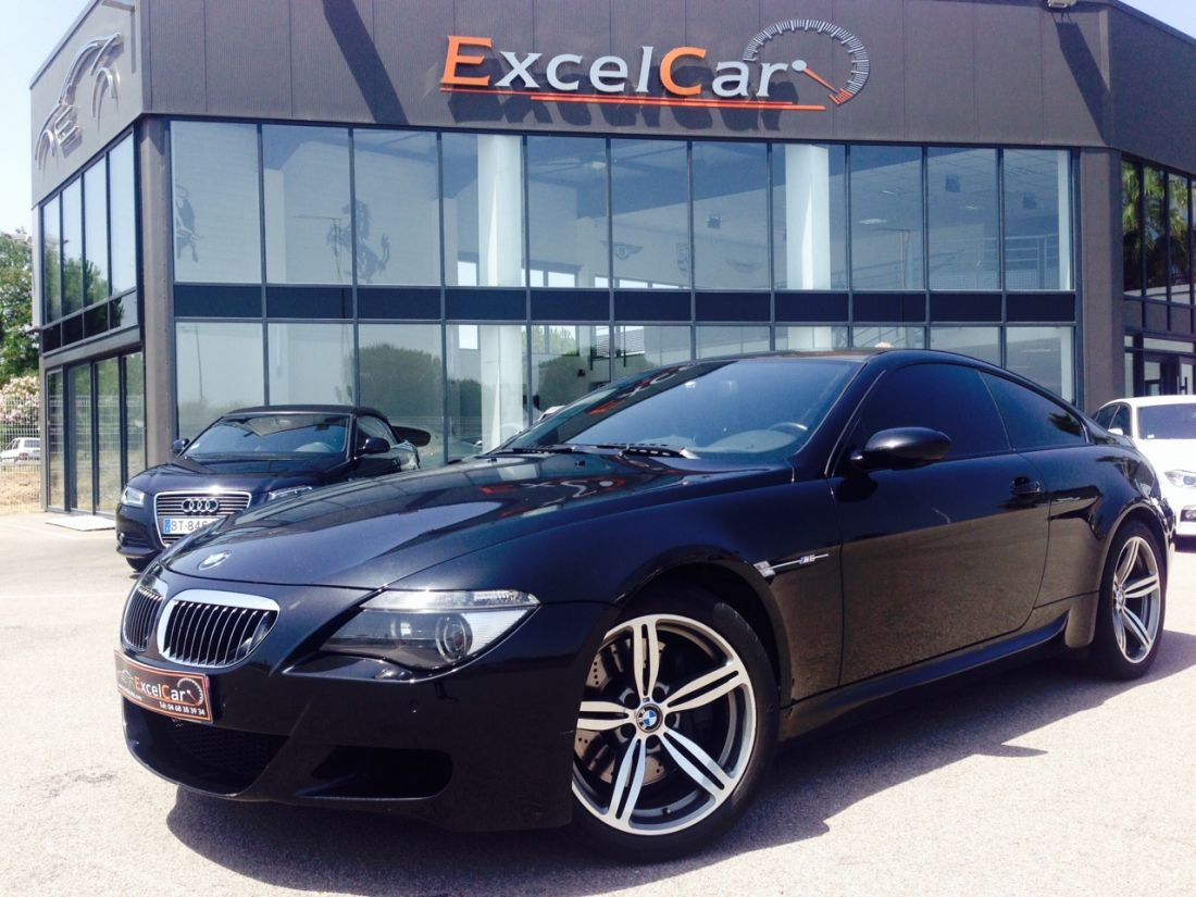 Bmw m6 coupe smg7 occasion pyrenees orientales 66 for Garage voiture occasion sedan