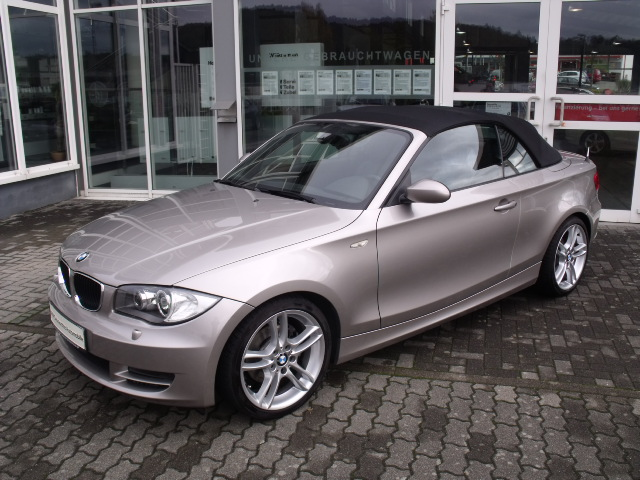 bmw 120d coup cabriolet occasion. Black Bedroom Furniture Sets. Home Design Ideas