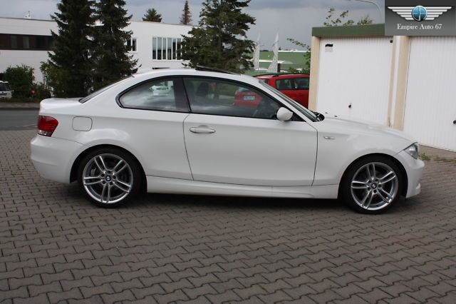 Bmw Serie 1 E82 Coupe 120d 177 Sport Design 2008