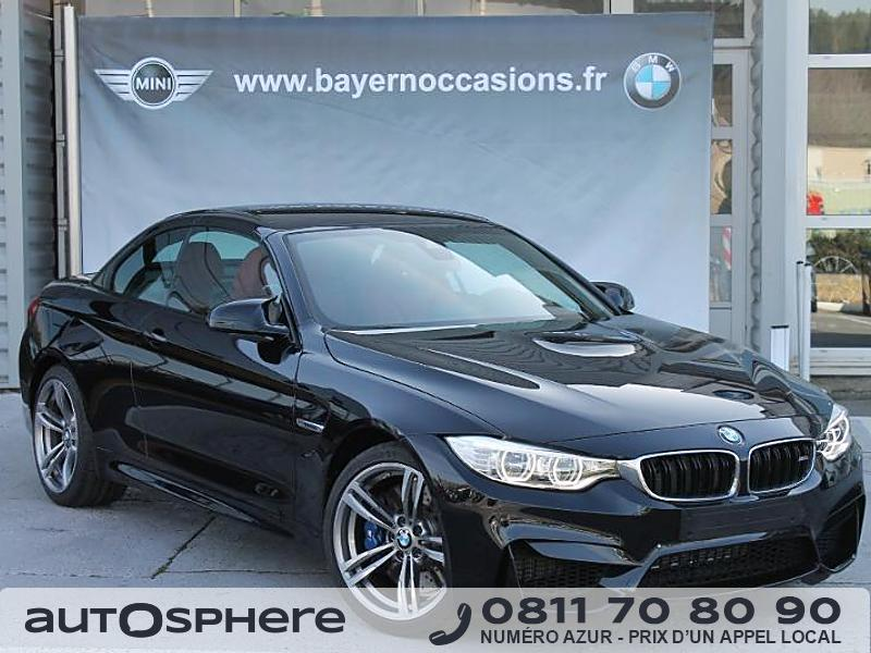 bmw serie 4 m4 431ch m dkg7 2014 occasion bouches du rhone 13. Black Bedroom Furniture Sets. Home Design Ideas