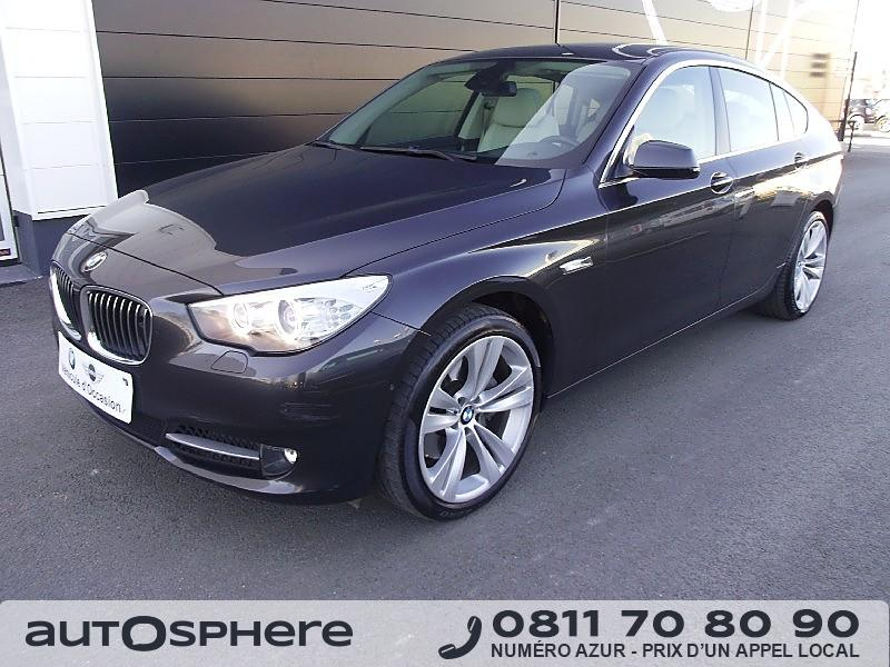 bmw serie 5 gt 530d xdrive exclusive 2010 occasion vendee 85. Black Bedroom Furniture Sets. Home Design Ideas