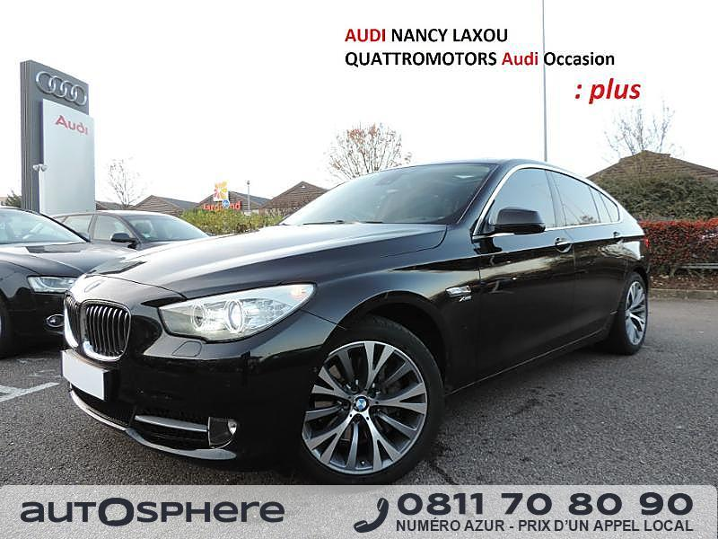 Bmw serie 5 gt 535d exclusive 2012 occasion meurthe et for Voiture occasion meurthe et moselle garage