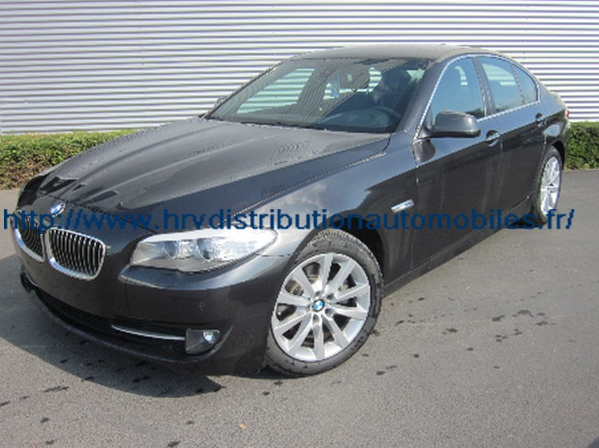 bmw serie 5 pack luxe occasion nord 59. Black Bedroom Furniture Sets. Home Design Ideas