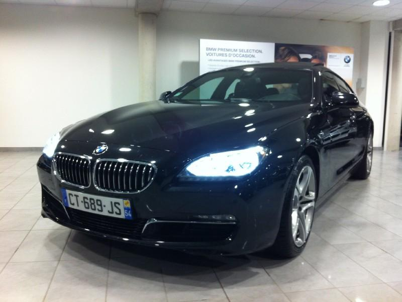 Bmw serie 6 gran coupe 640da 313ch exclusive 2013 occasion for Voiture occasion meurthe et moselle garage
