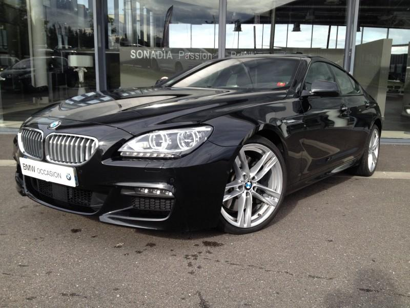 Bmw serie 6 gran coupe 650ia xdrive sport design 2013 for Voiture occasion meurthe et moselle garage