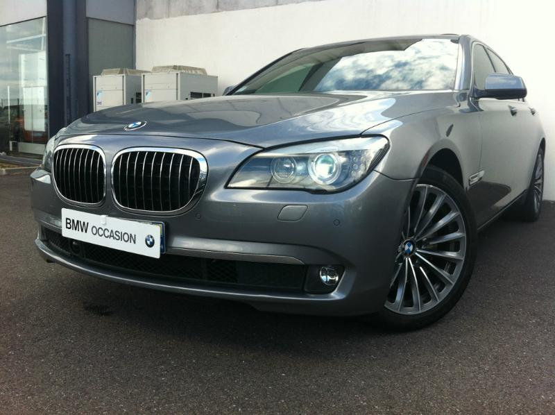Bmw serie 7 730d exclusive 2010 occasion meurthe et for Voiture occasion meurthe et moselle garage