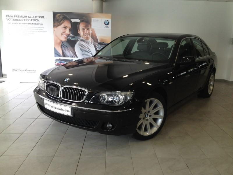 bmw serie 7 730d luxe 2009 occasion meurthe et moselle 54. Black Bedroom Furniture Sets. Home Design Ideas