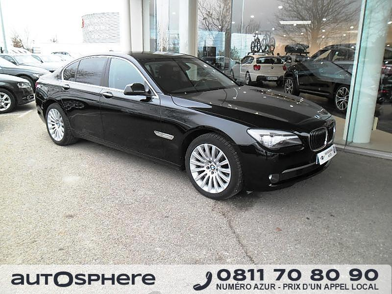 bmw serie 7 730d luxe 2011 occasion gard 30. Black Bedroom Furniture Sets. Home Design Ideas