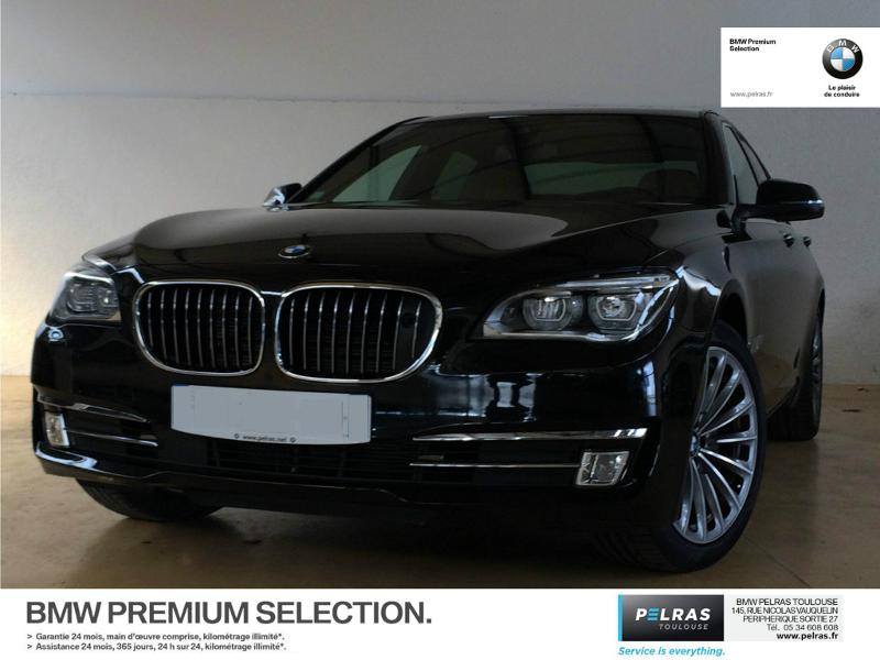 Bmw serie 7 730da xdrive 258ch exclusive 2013 occasion for Garage pelras bmw toulouse