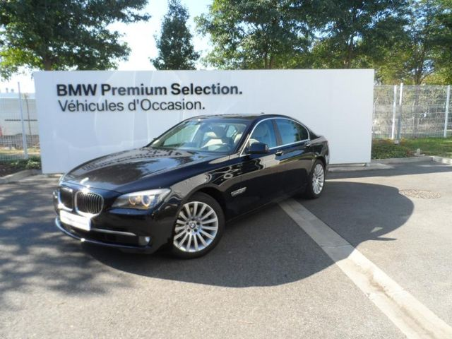 Bmw serie 7 740xd exclusive 2011 occasion tarn 81 for Garage occasion tarn
