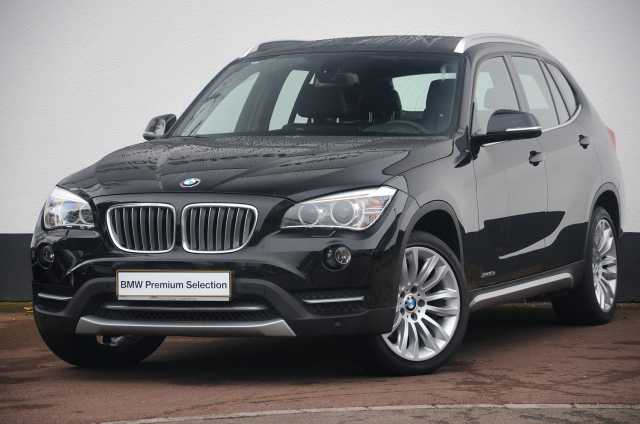 Bmw x1 x1 xdrive20d occasion luxembourg lux for Garage land rover thionville