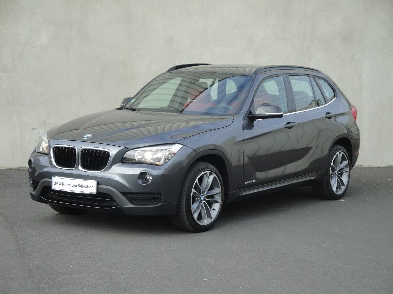 bmw x1 sdrive20d 184ch sport 2012 occasion maine et loire 49. Black Bedroom Furniture Sets. Home Design Ideas