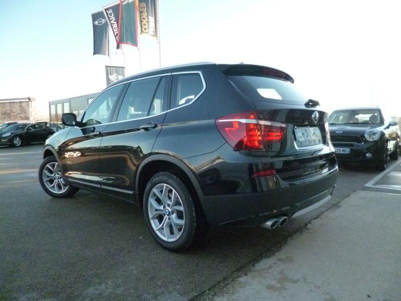 bmw x3 xdrive30da 258ch exclusive 2013 occasion doubs 25. Black Bedroom Furniture Sets. Home Design Ideas