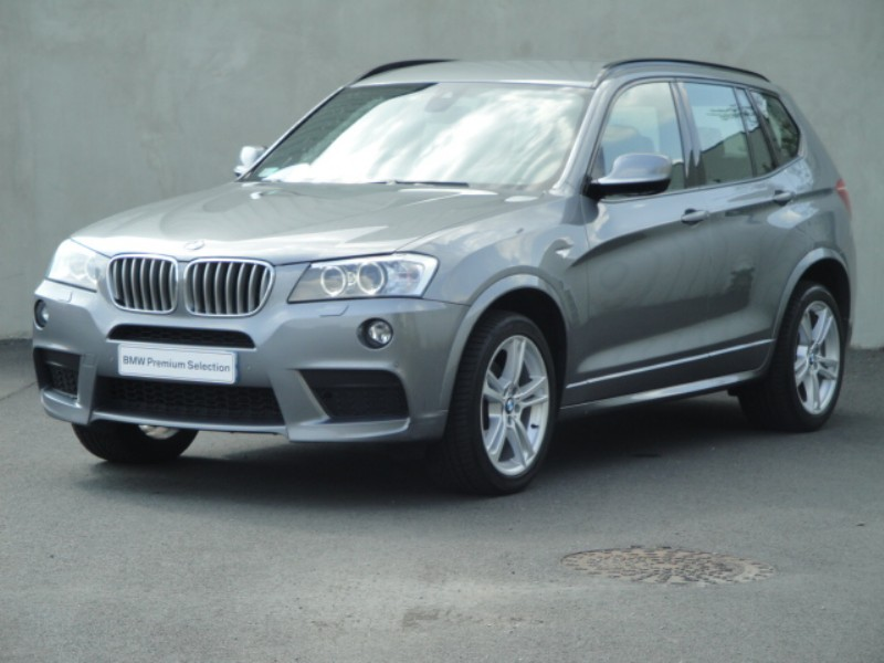 bmw x3 xdrive30da 258ch sport design 2012 occasion maine. Black Bedroom Furniture Sets. Home Design Ideas