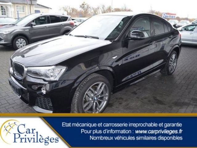 bmw x4 20d 2014 occasion haute garonne 31. Black Bedroom Furniture Sets. Home Design Ideas