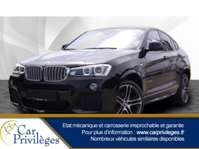 bmw x4 30d 2014 occasion haute garonne 31. Black Bedroom Furniture Sets. Home Design Ideas
