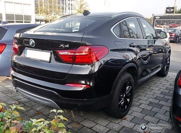 bmw x4 xdrive 30d pack m 2014 occasion alpes maritimes 06. Black Bedroom Furniture Sets. Home Design Ideas