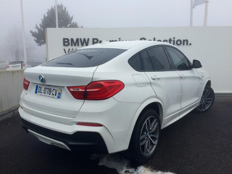 bmw x4 xdrive30da 258ch m sport 2014 occasion meurthe et. Black Bedroom Furniture Sets. Home Design Ideas